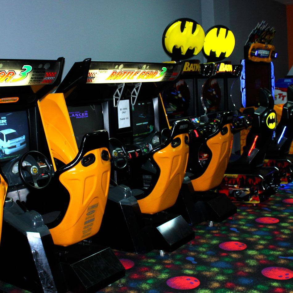 bowlarama arcade games